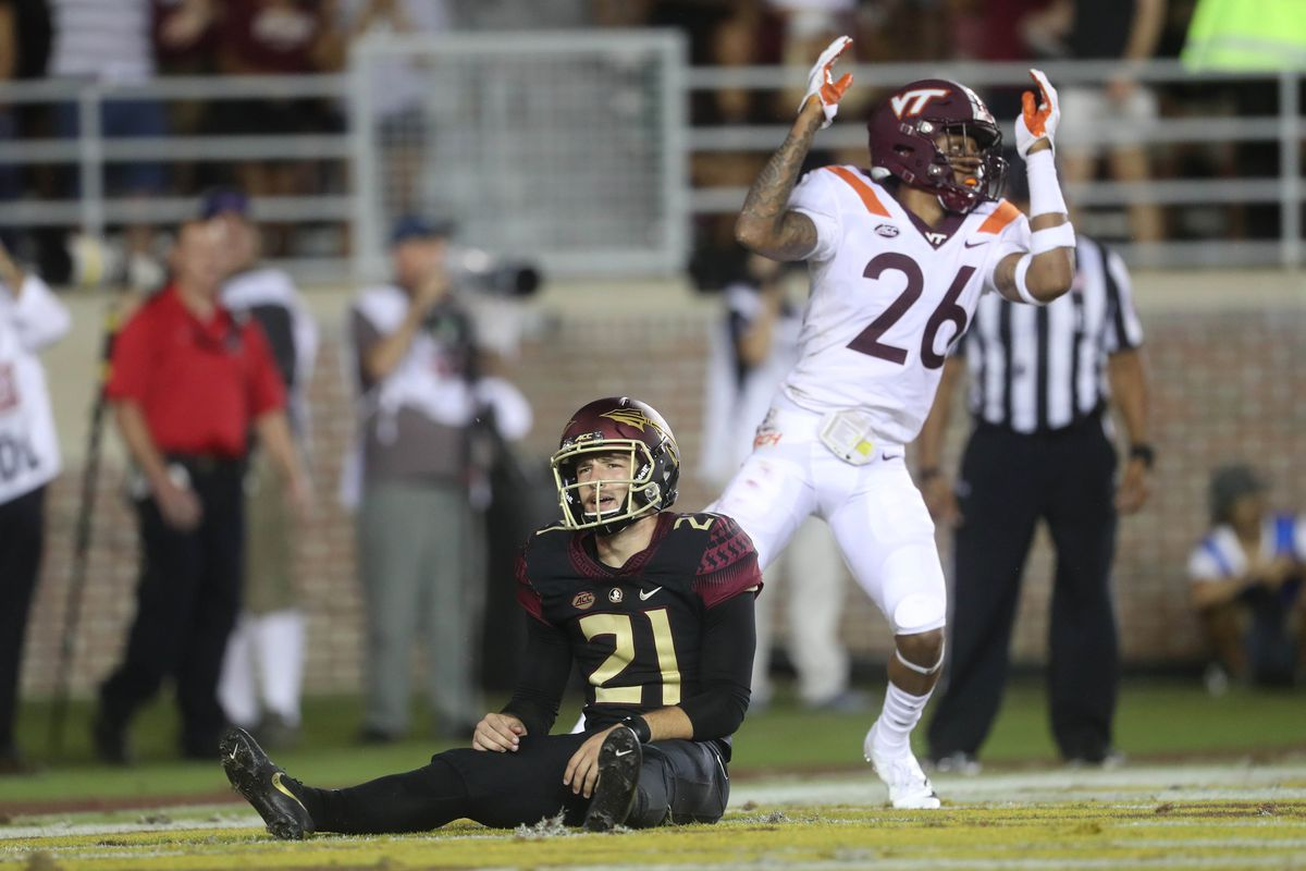 Virginia Tech 24, FSU 3: Advanced box score - Tomahawk Nation