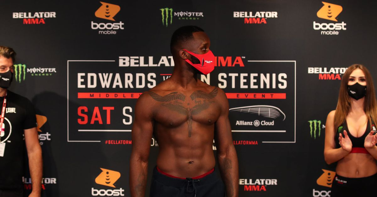 Fabian Edwards would 'love' to fight Douglas Lima, doesn't expect him to stay at middleweight