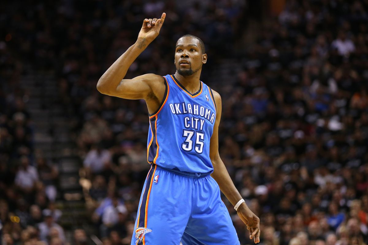 5c3b9c842e9 Kevin Durant reportedly close to signing shoe deal with Maryland-based Under  Armour