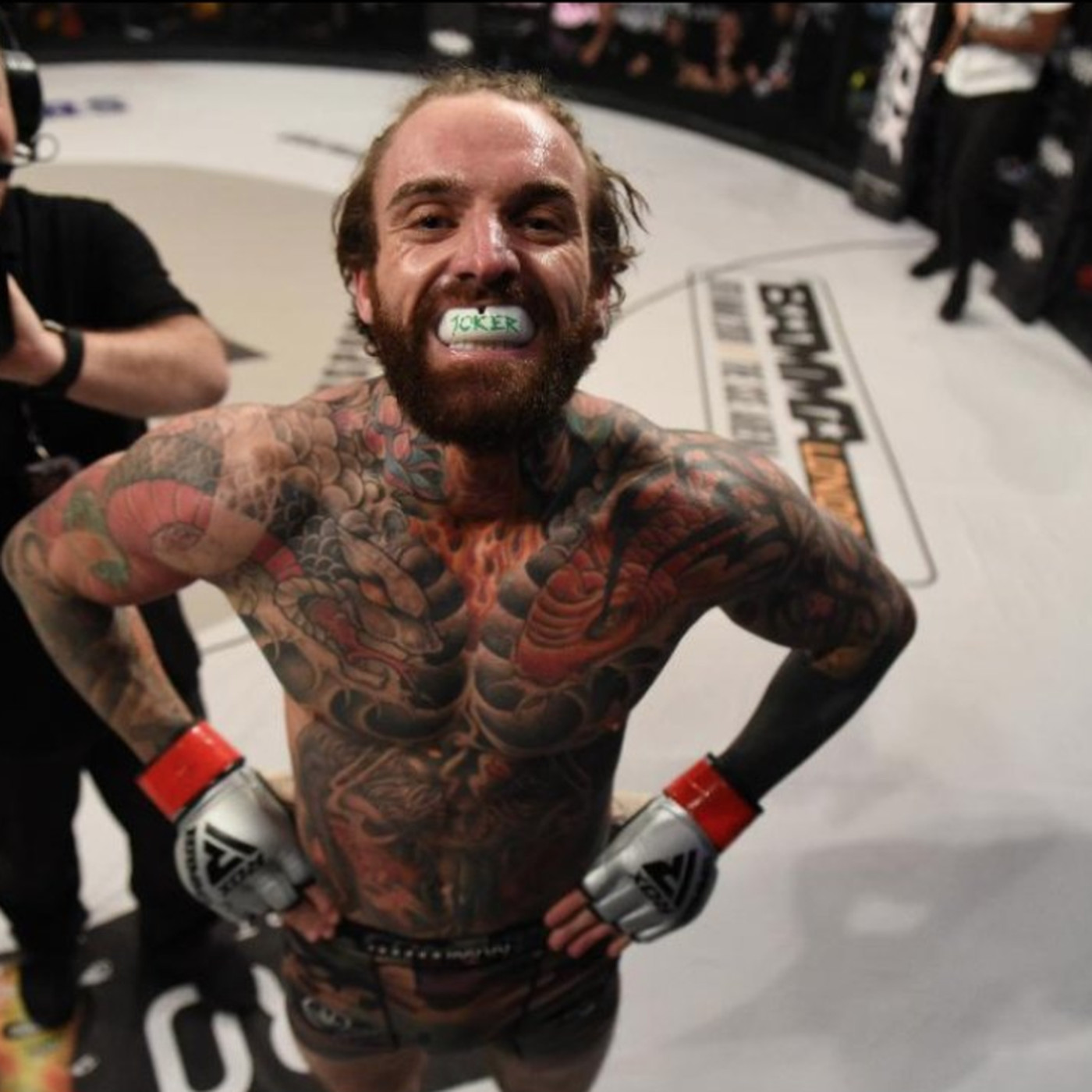 Reality Tv Star Aaron Chalmers On Criticism Of His Mma