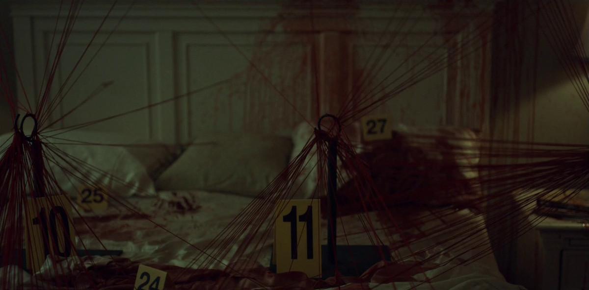 The Tooth Fairy's crime scene