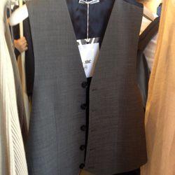 Vest, $100