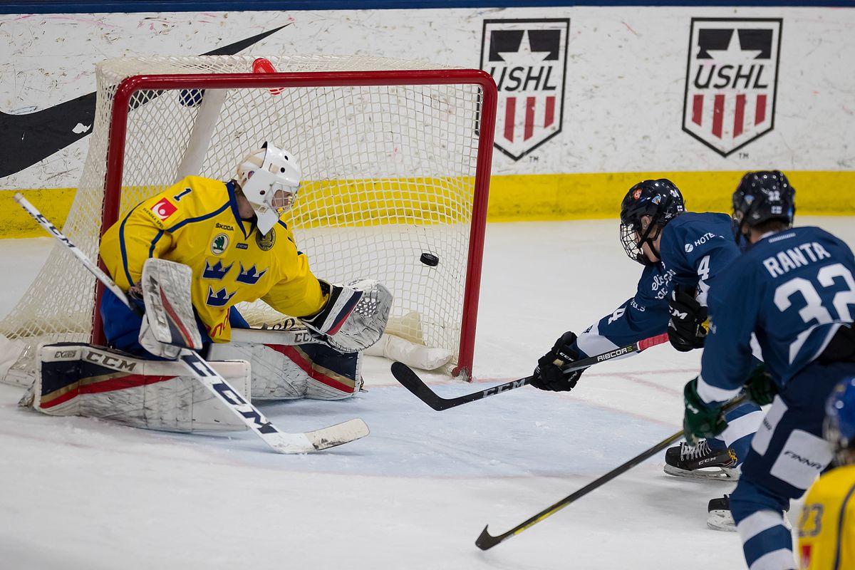2018 Under-18 Five Nations Tournament - Russia v Finland