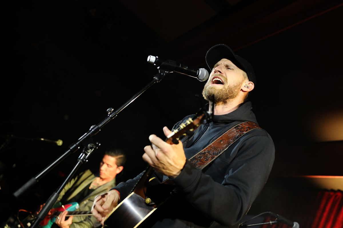 Chase Rice performs at the 10th Annual BBR Music Group Pre-CMA Party at the Cambria Hotel in Nashville, Tennessee, in 2019.