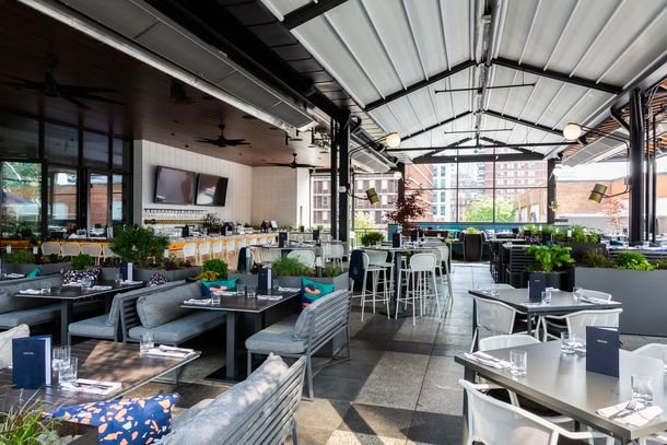 Boston S Best Rooftop Dining And Drinking Eater Boston