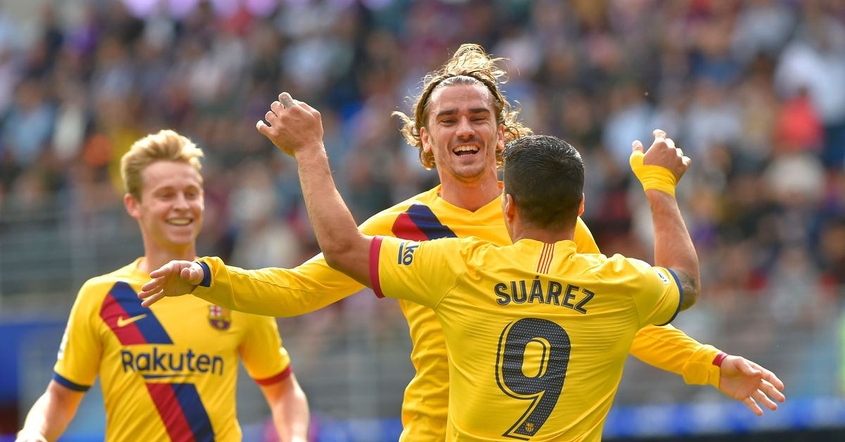 Three things we learned from Barcelona's 3-0 win over Eibar