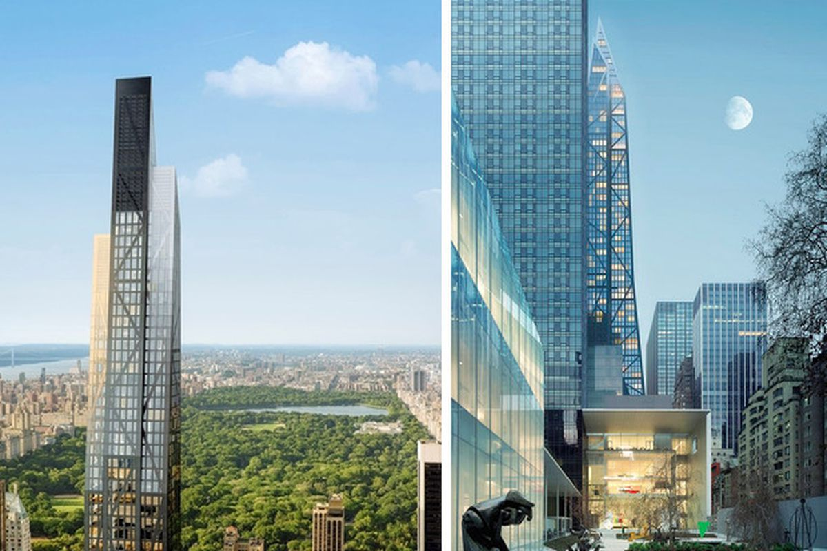 at last jean nouvel 39 s supertall moma tower hits the market curbed ny. Black Bedroom Furniture Sets. Home Design Ideas