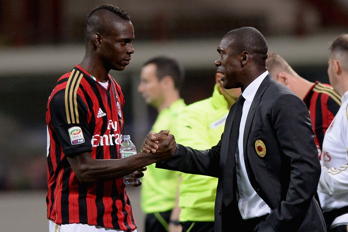 Could AC Milan regret letting Clarence Seedorf go? - SBNation.com