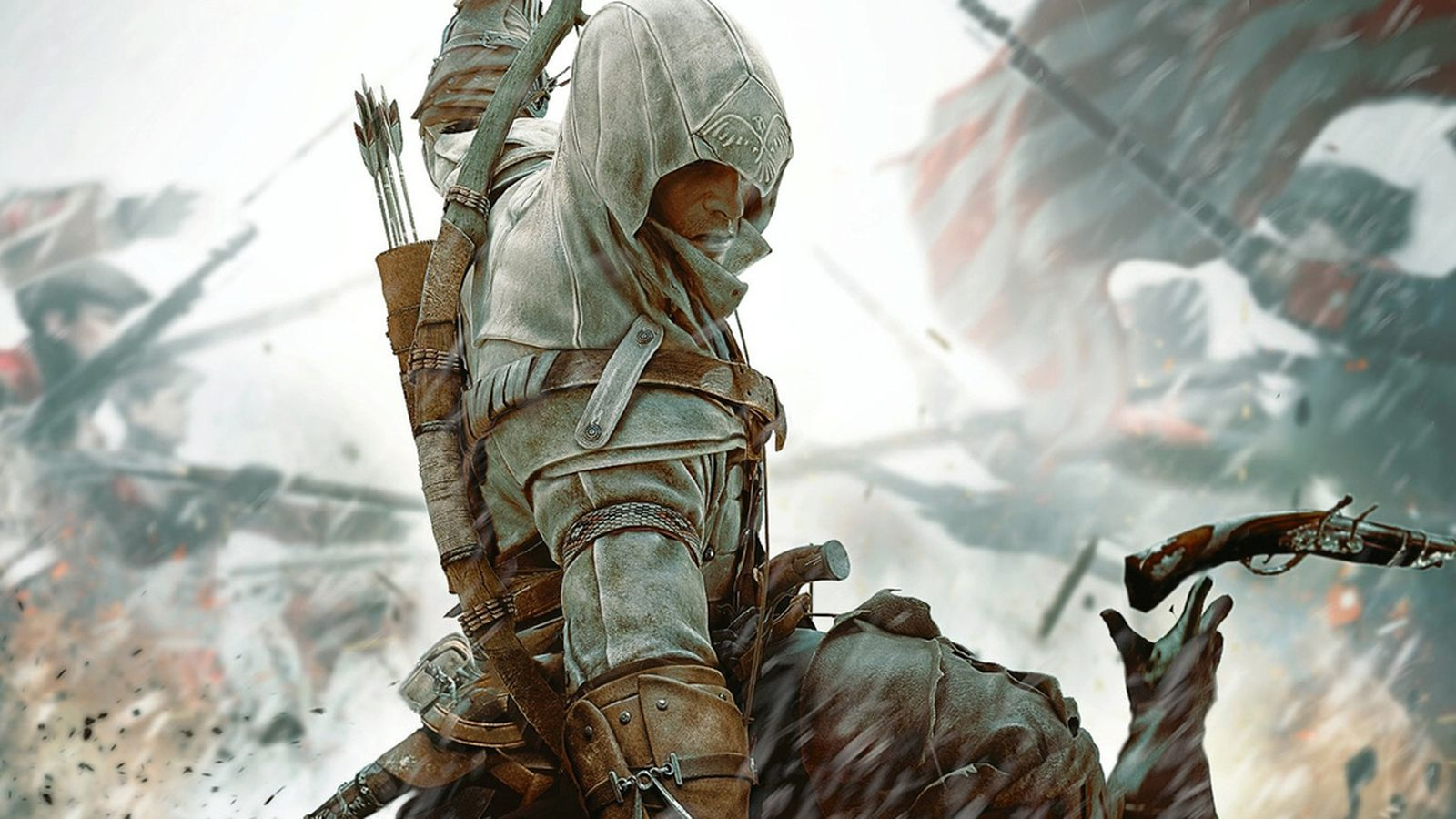 Assassin S Creed 3 Is Ubisoft S Last Anniversary Giveaway Polygon