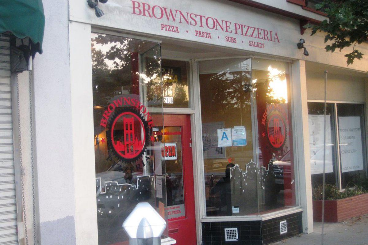 Ny Famous Deli Taking Over Brownstone Pizzeria In Eagle Rock Eater La