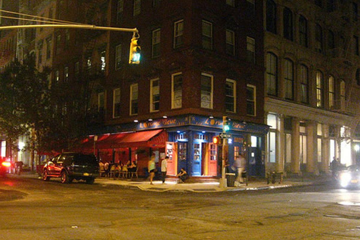 L'Orange Bleue, NYC