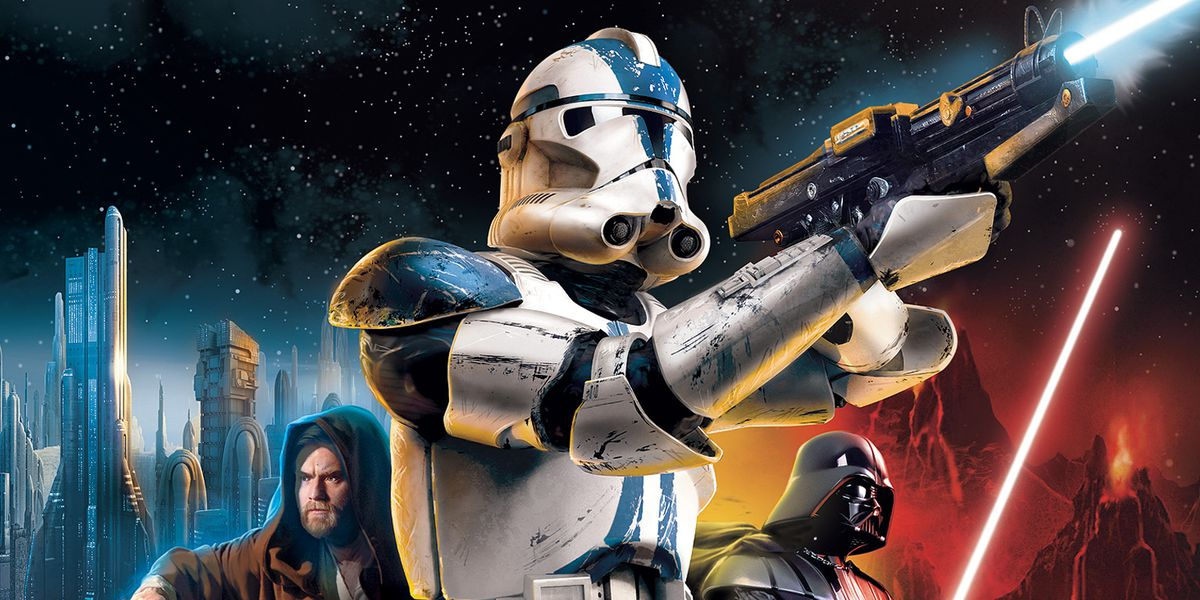 Star Wars: Battlefront 2 — the original one — leads April's Xbox Games With Gold