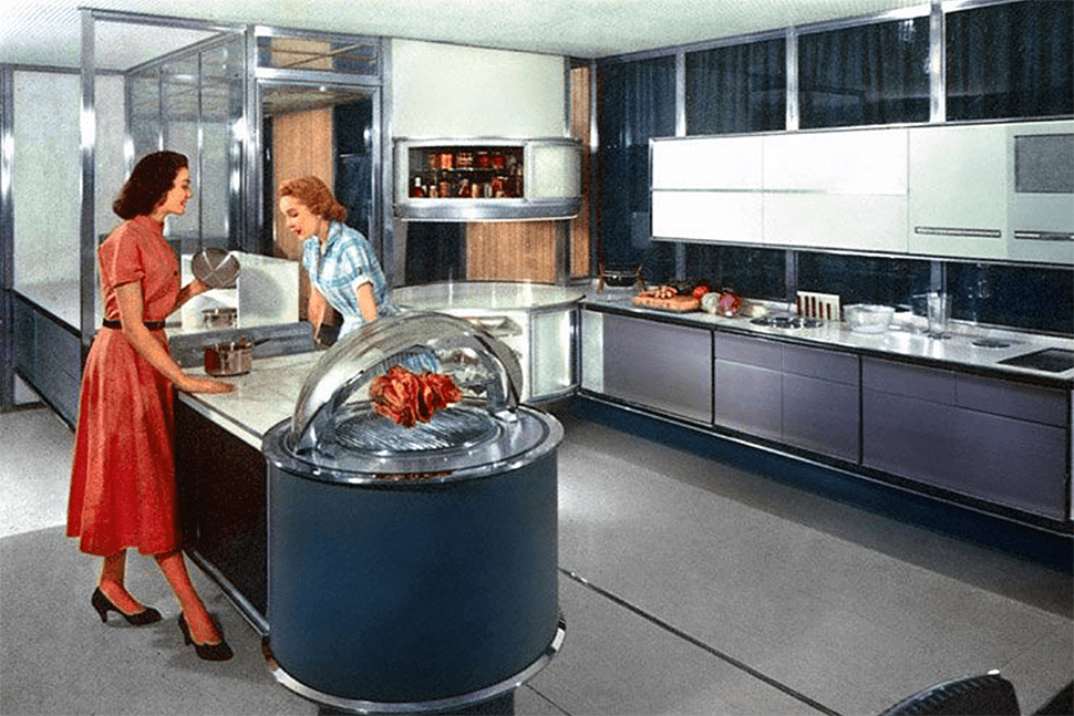 The Kitchen why the 'kitchen of the future' always fails us - eater
