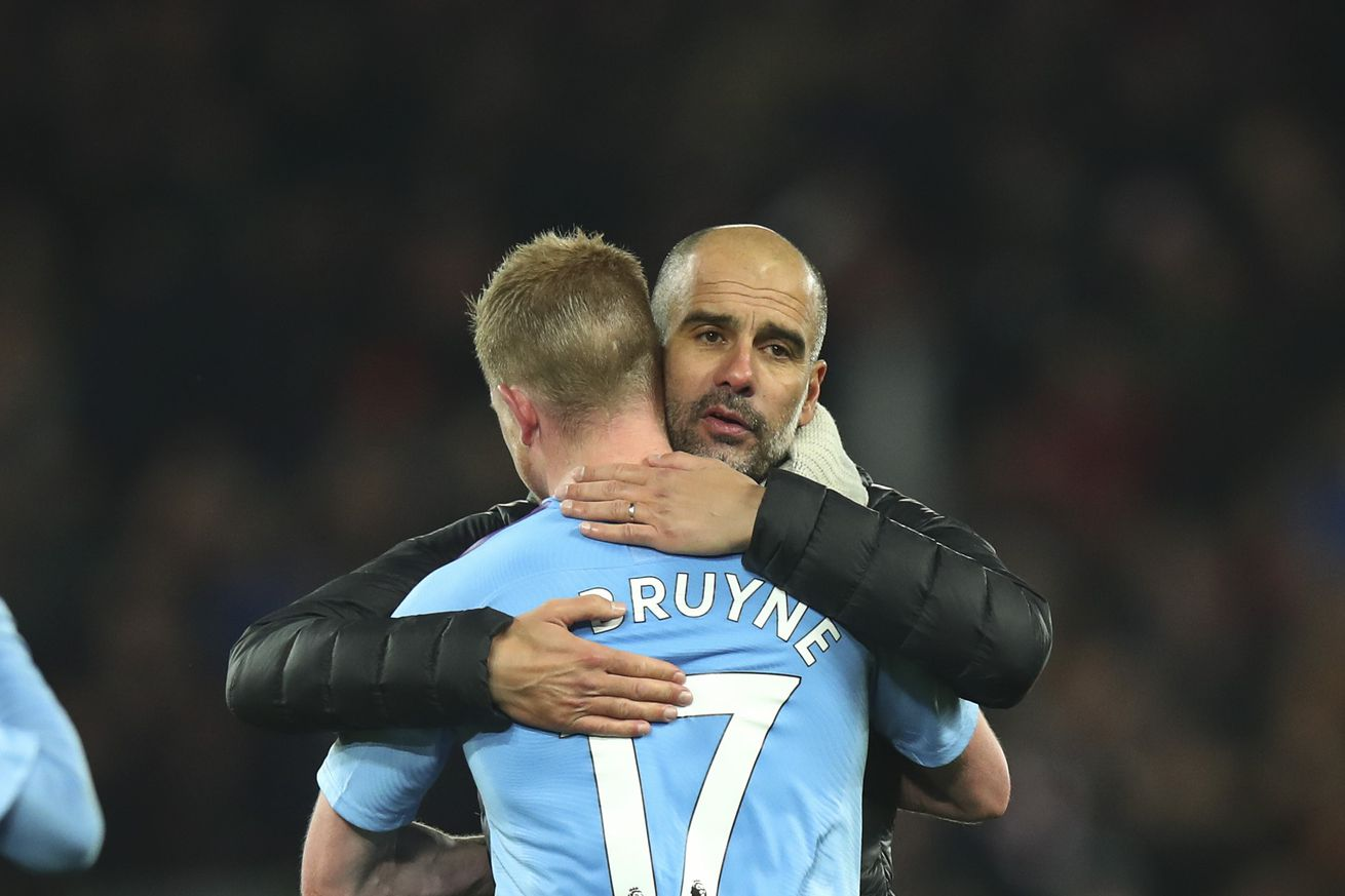 Pep Guardiola?s agent says he?ll fulfill his Manchester City contract through 2021