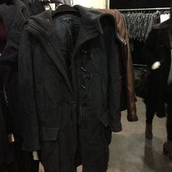 Collection coat, $350