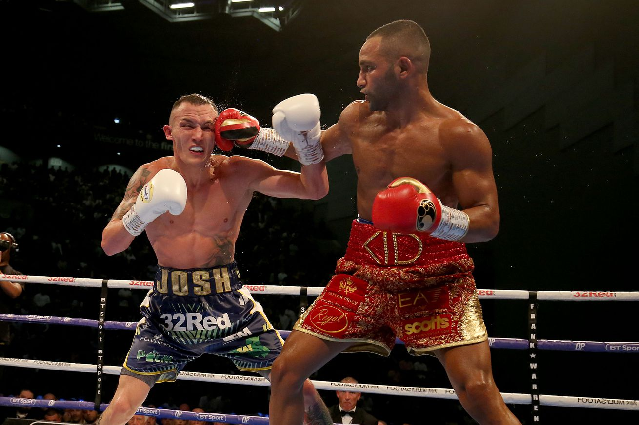 1150175530.jpg.0 - Josh Warrington and the Kid who wouldn't be king