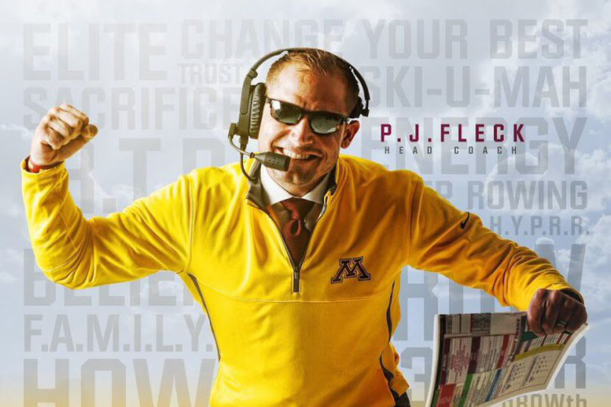 minnesota football 2017 schedule poster revealed - the daily gopher