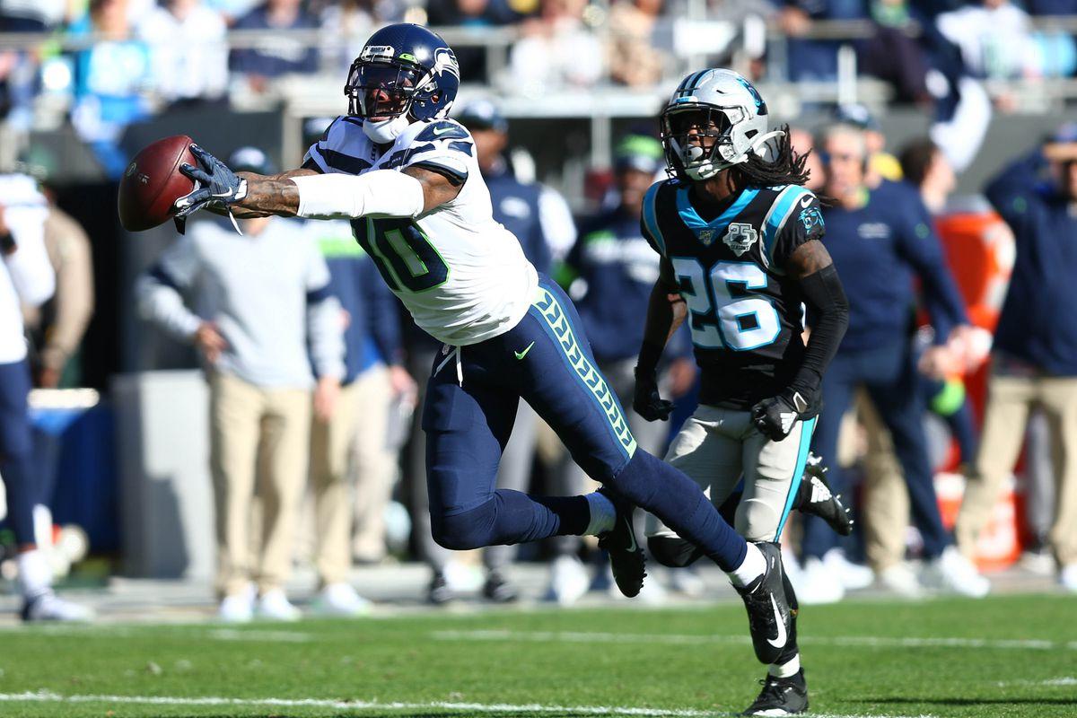 NFL: Seattle Seahawks at Carolina Panthers