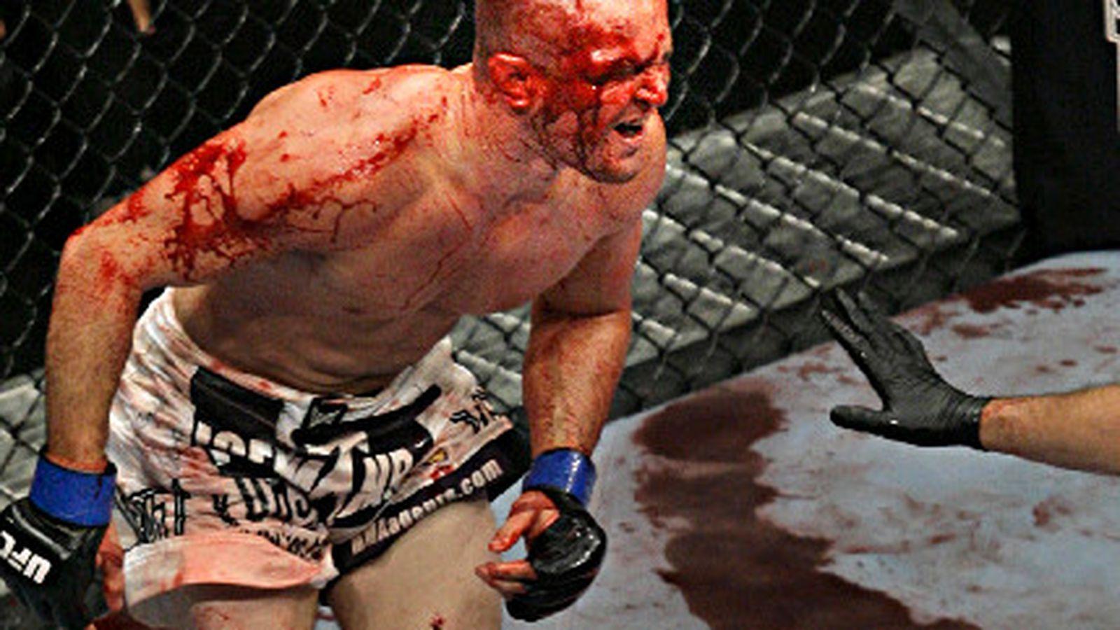 Matt Brown诉Chris Lytle计划为UFC 116