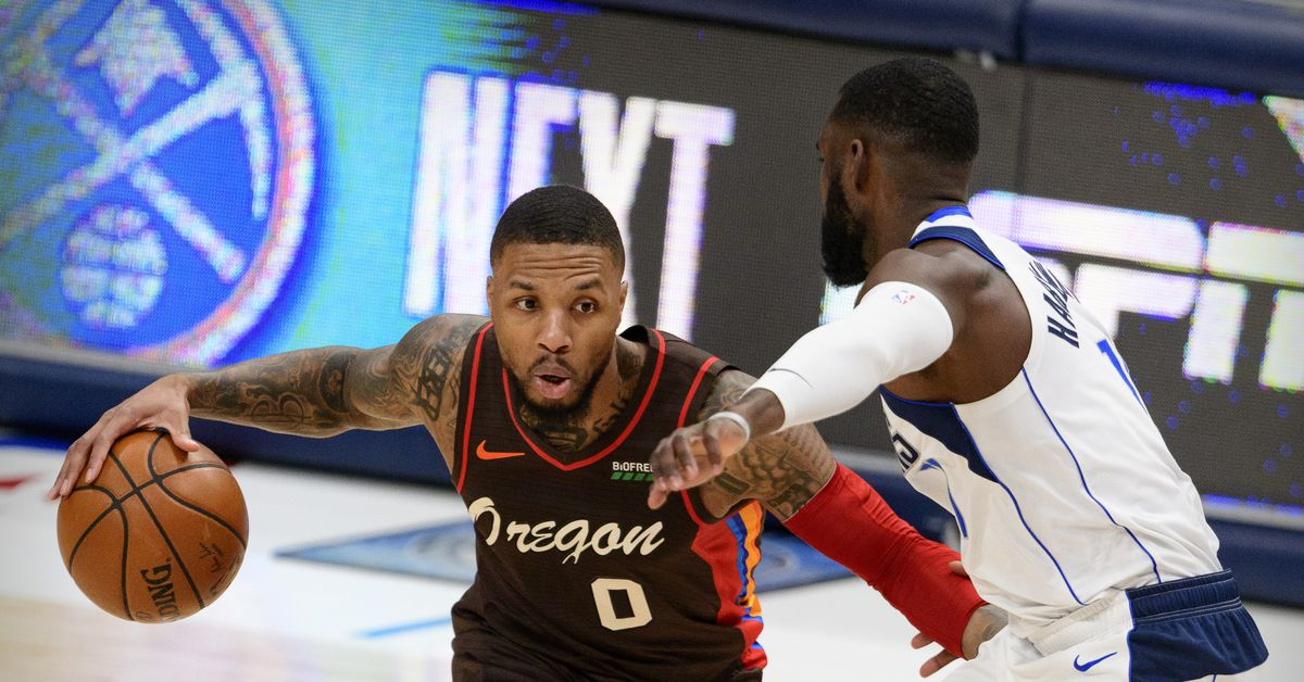 Conclusions About Blazers' Damian Lillard Making The All-Star Reserves - Blazer's Edge
