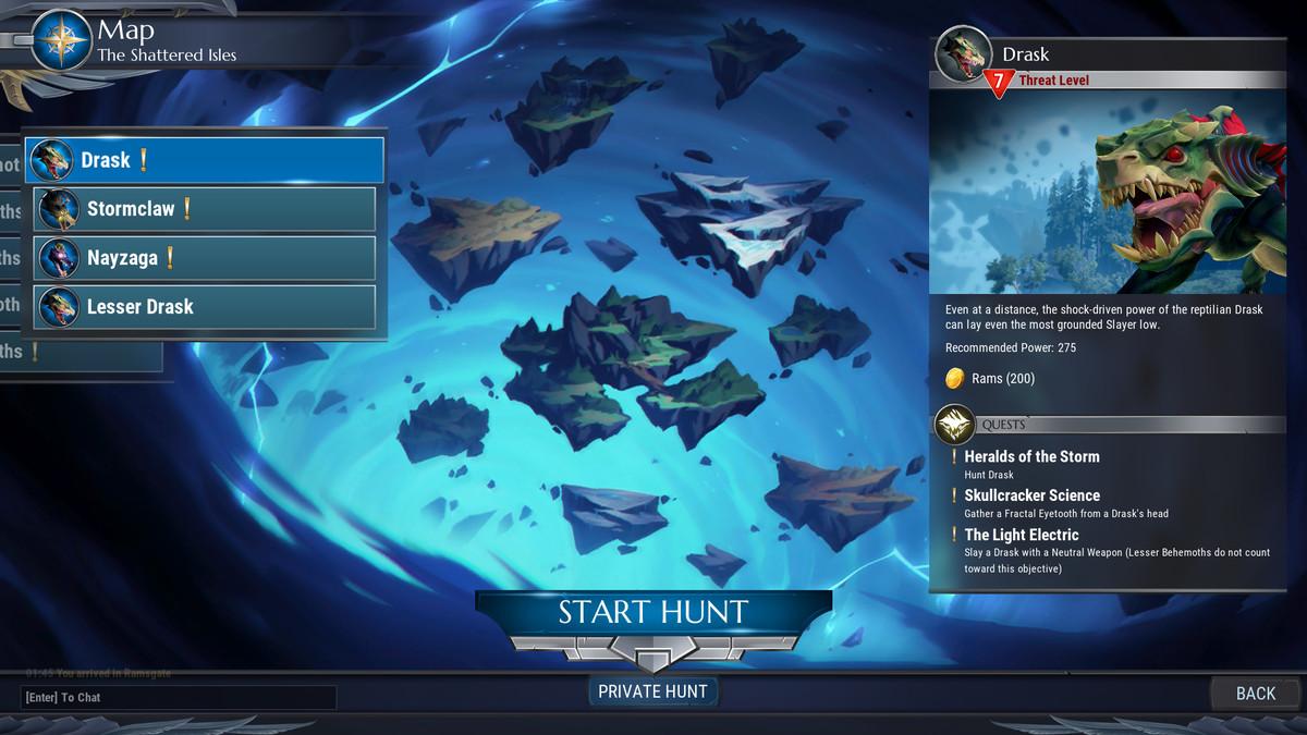 Dauntless beginner's guide - Polygon