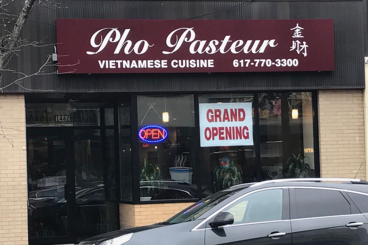 Pho Pasteur Quincy