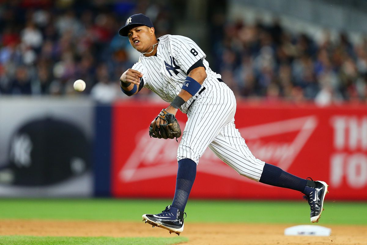 purchase cheap a8feb c6c92 Starlin Castro is a fine in-house replacement at shortstop ...