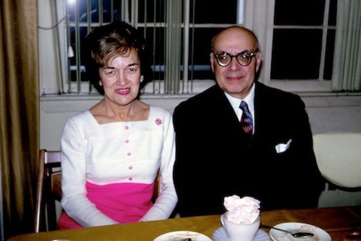 Louis and Rose Feit were killed inside their Ocean Ave. apartment during a robbery on Aug. 20, `1979.