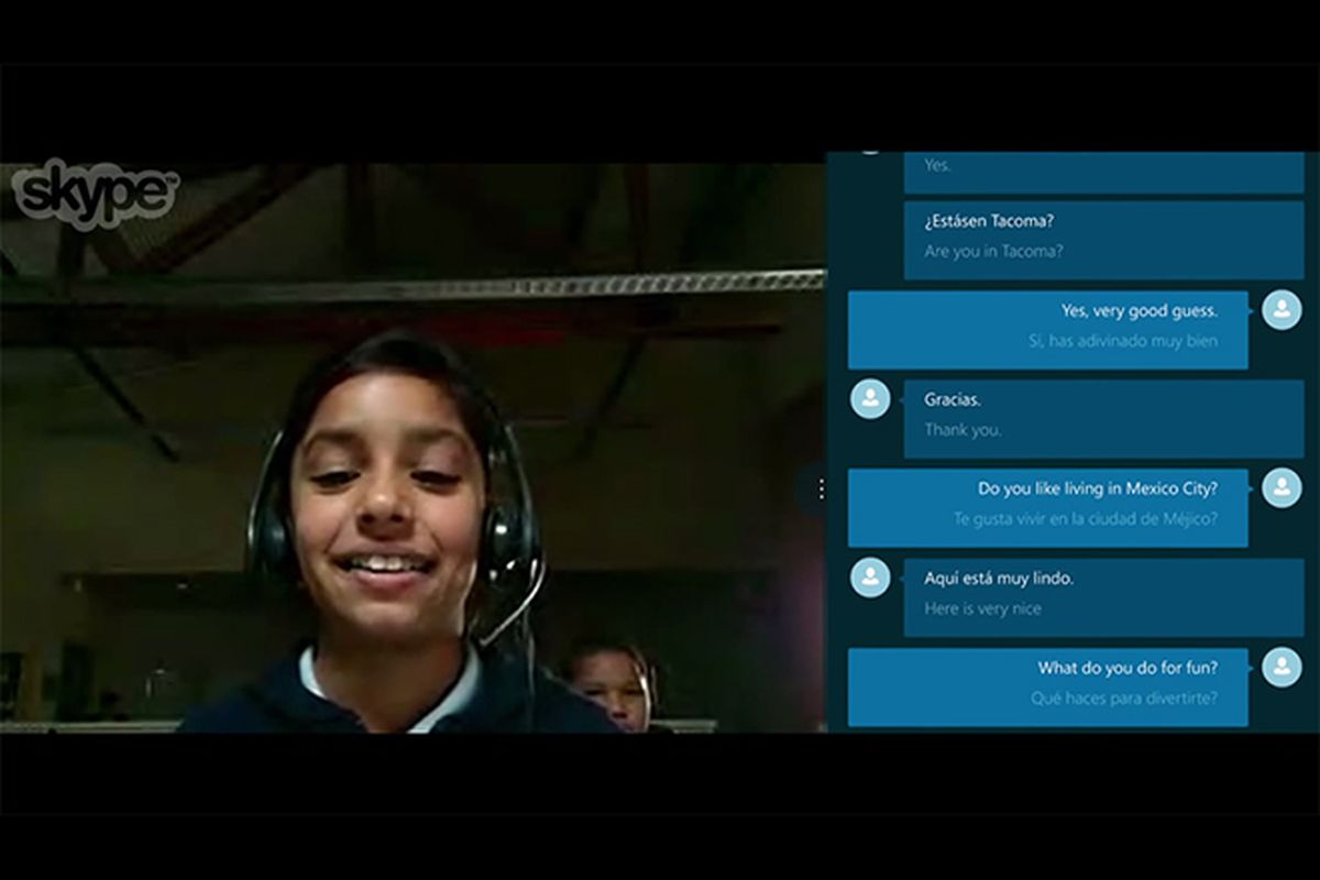 Skype's real-time translation now works for calls to ...