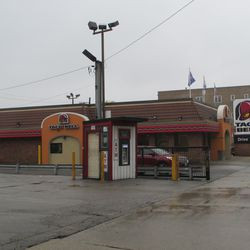 A last look at Taco Bell? Soon to make way for yet another development