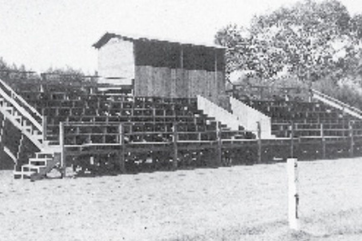 Irish Field, the first home of Tempe Normal football (Photo: ASU)
