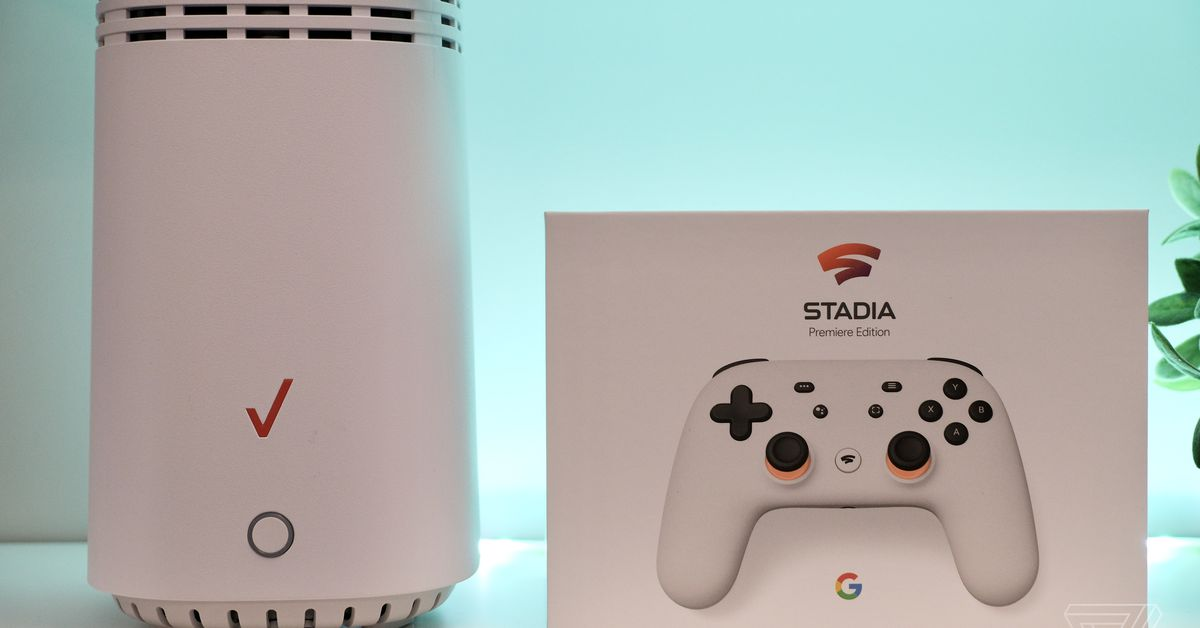 Google is giving free $130 Stadia gaming kits to new Verizon Fios subscribers