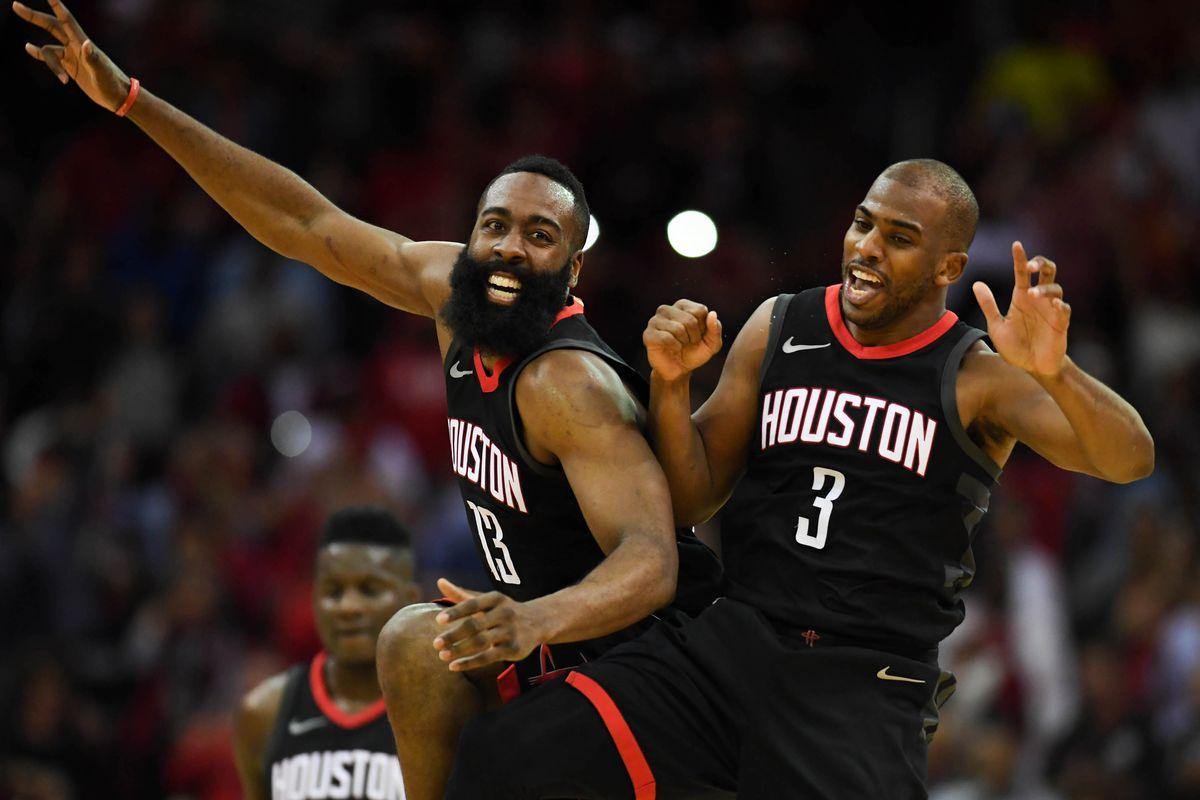 NBA: Miami Heat at Houston Rockets
