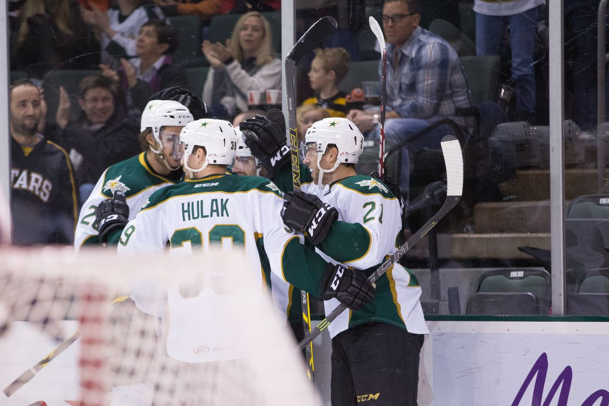 Derek Hulak and Jesse Root are two of the rookies who stepped up this week.