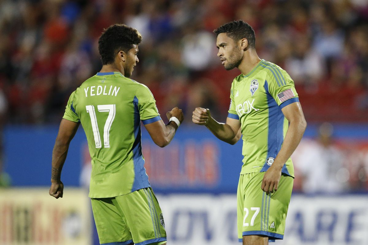 They want to bring the Shield to the 206, but so what if the Sounders don't?