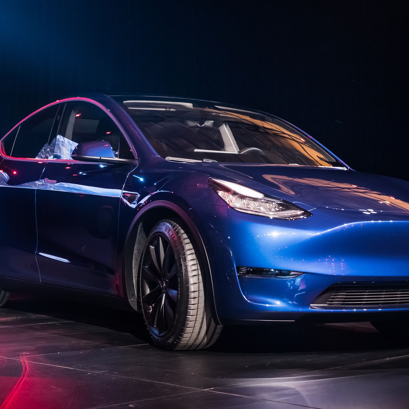 Tesla Model Y announced: release set for 2020, price starts at