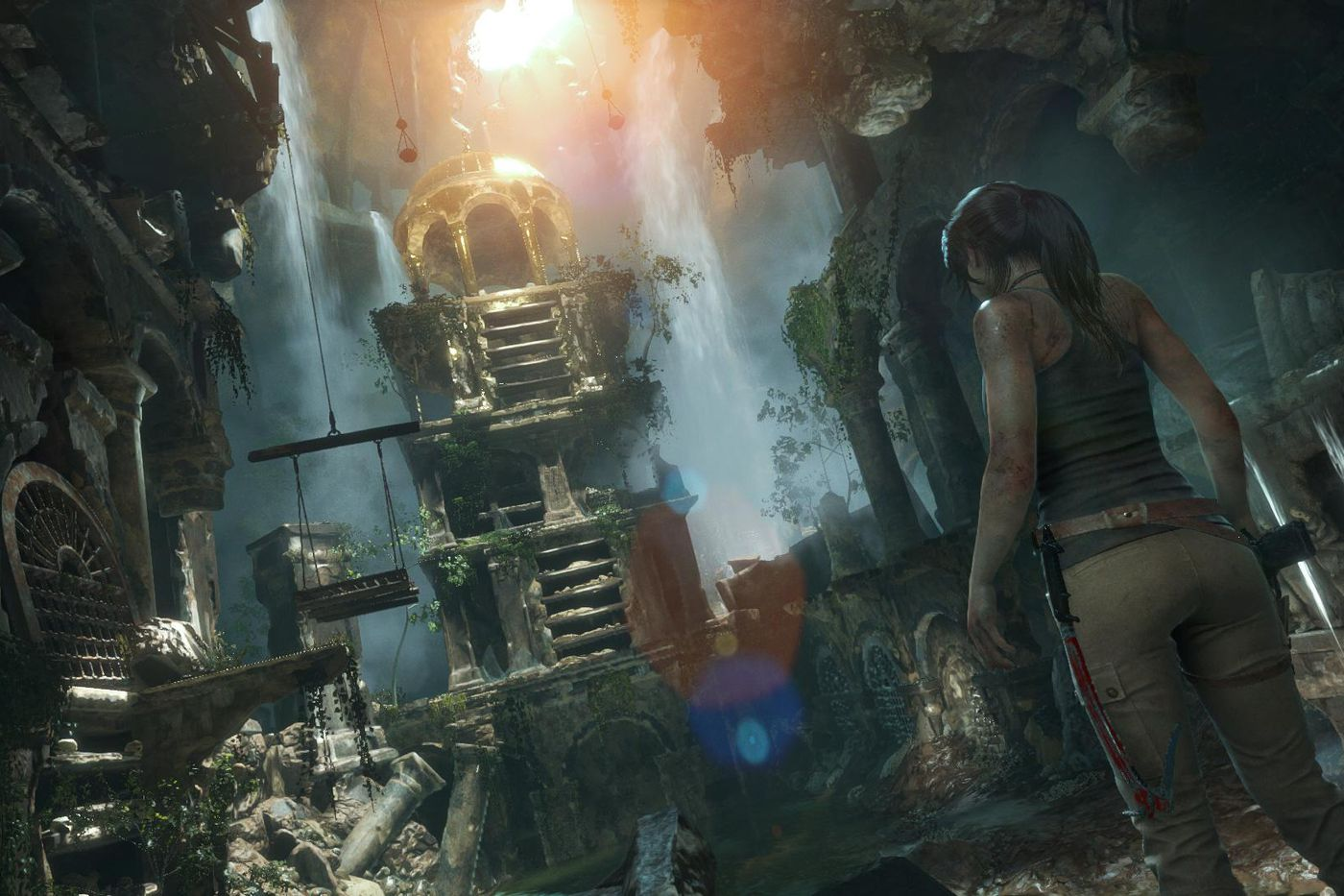 What Happened Between Tomb Raider And Rise Of The Tomb Raider
