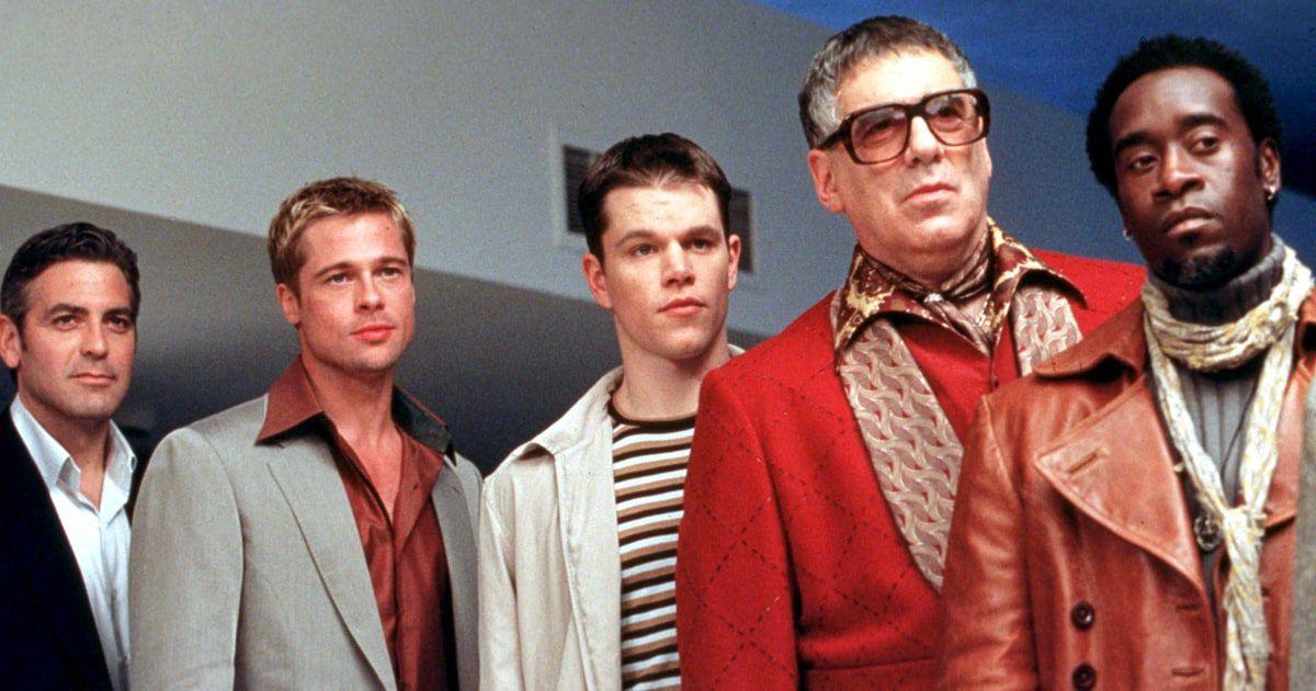 The 'Ocean's Eleven' cast