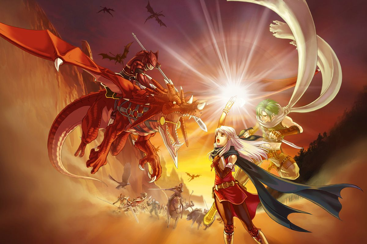 fire emblem radiant dawn ds