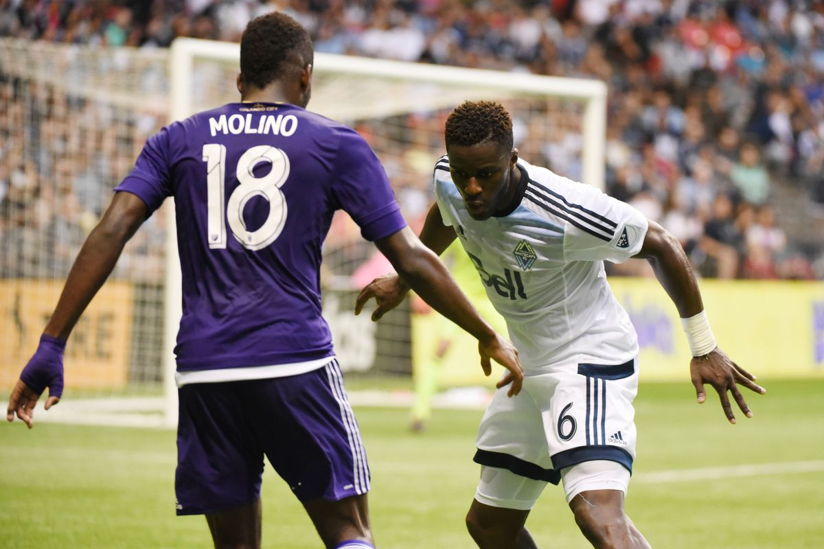 MLS: Orlando City SC at Vancouver Whitecaps FC