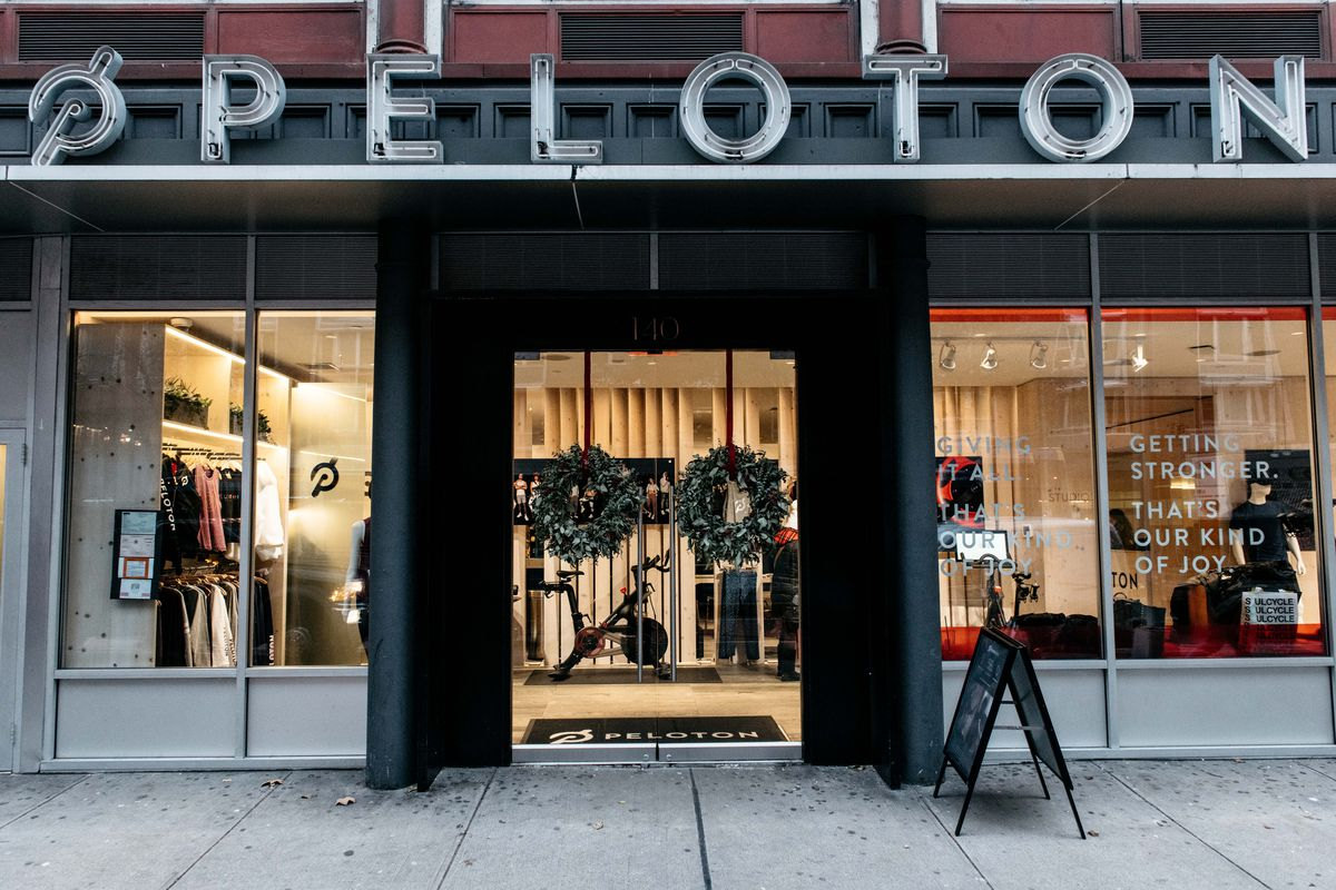 New Peloton Holiday Ad Ignites Online Controversy