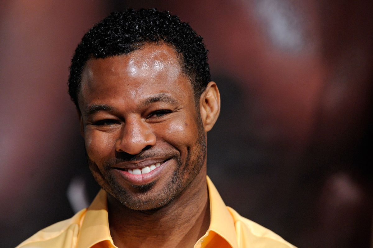 Shane Mosley is back in the ring. (Photo by Ethan Miller/Getty Images)