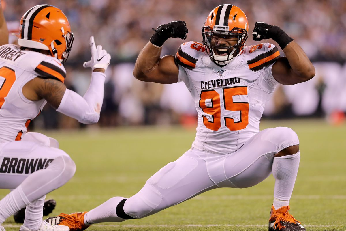 Cleveland Browns Good Bad And Ugly Versus The Jets Dawgs