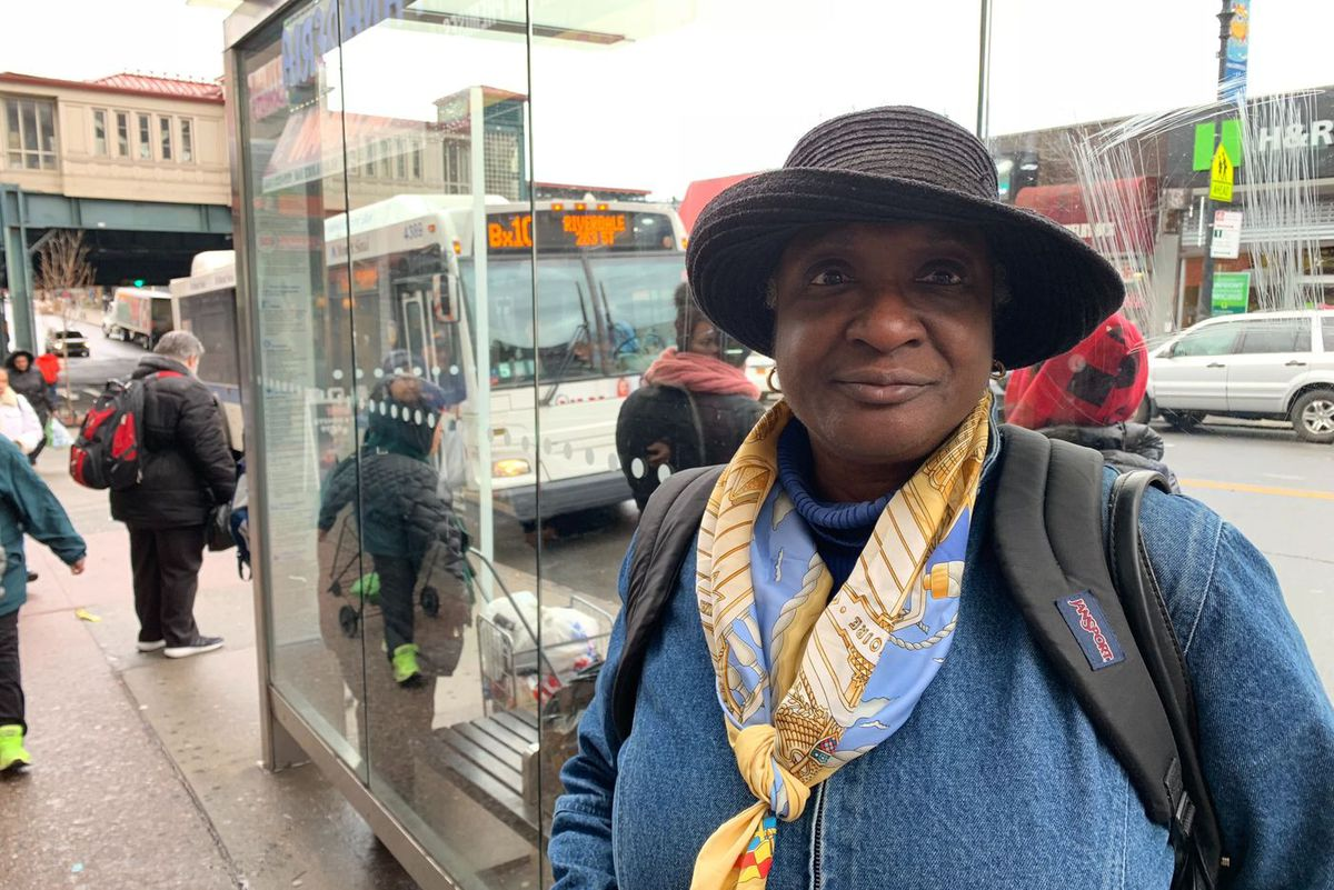 """""""When they open that back door, people are already lined up to avoid paying the fare,"""" said Miriam Allen, 62, of the Bronx."""