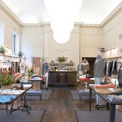 Rag & Bone New York, Madison Ave via Retail Design Blog