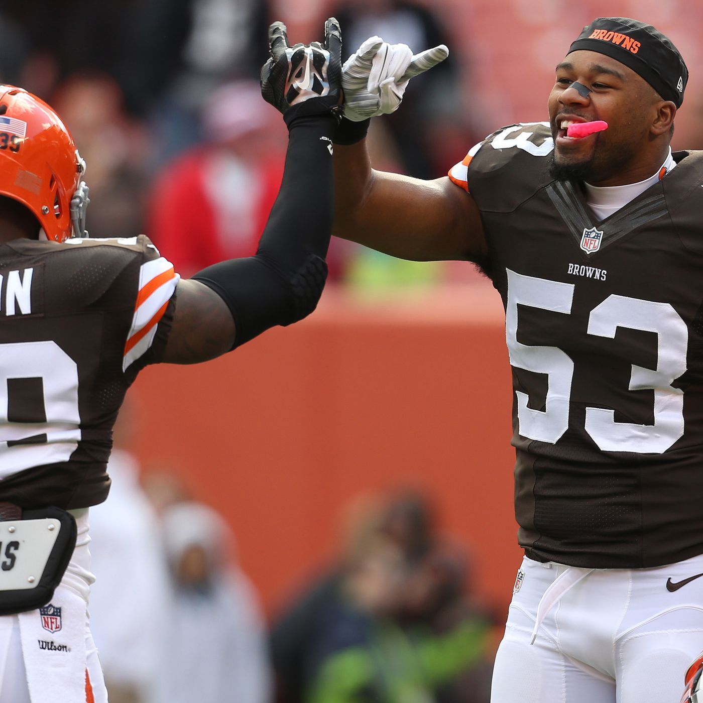 Browns FS Tashaun Gipson Ranked No. 67 on the NFL's Top 100 List ...
