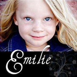 A photo of Emilie Parker, who was killed in the mass shooting at Sandy Hook Elementary School in Newtown, Conn., on Friday, Dec. 14, 2012. She was five years old. Her mother took this photograph.
