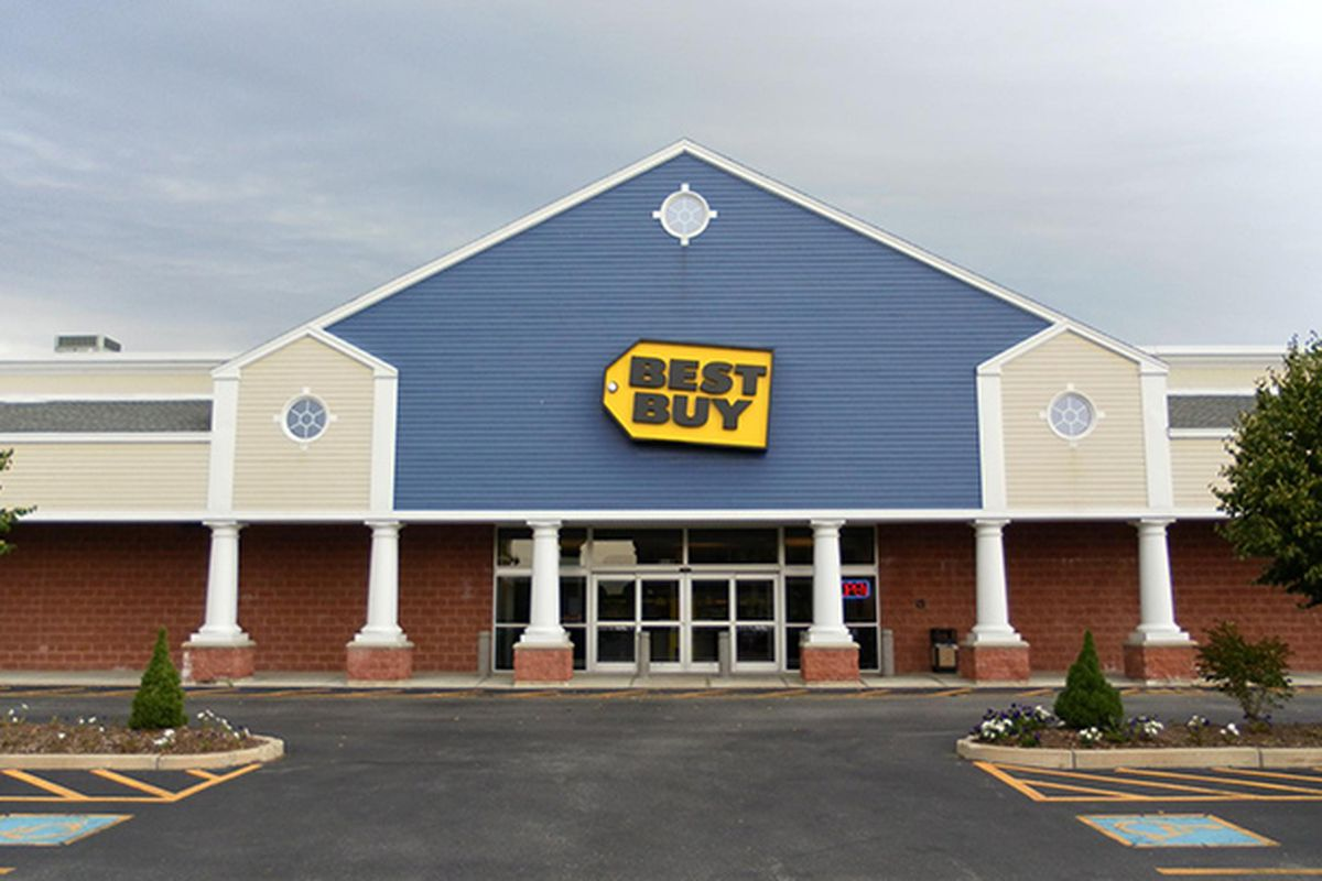 Best Buy stops Kaspersky items sale