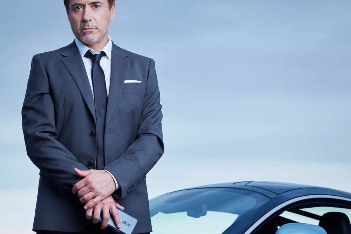 OnePlus is paying Robert Downey Jr  to hold its phone - The