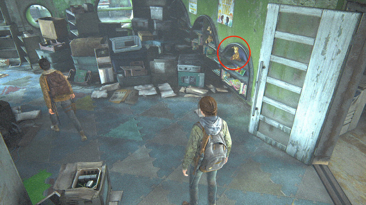 The Last of Us Part 2 Jackson Patrol trading card and artifact collectible guide library journal entry